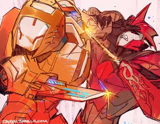 Doctor Fight by fayrenpickpocket