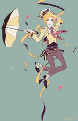 Loyal Umbrella by fayrenpickpocket