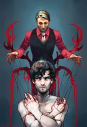 Hannibal by fayrenpickpocket