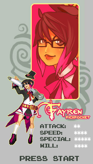 fayrenpickpocket's Profile Picture
