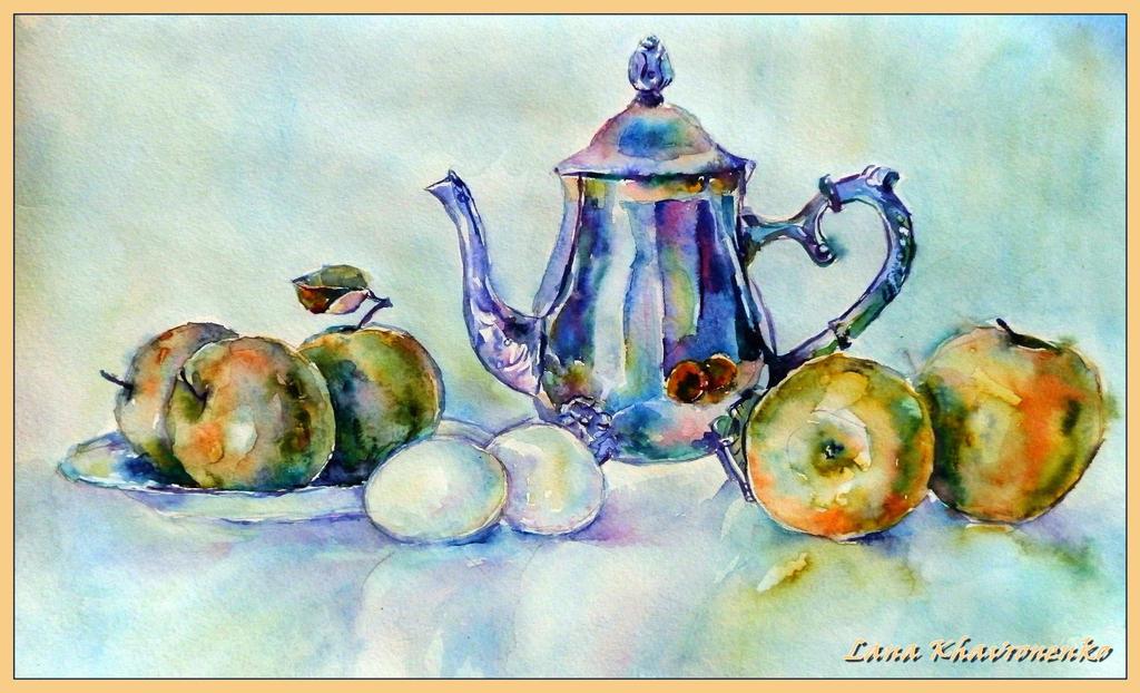 Morning set by LORETANA