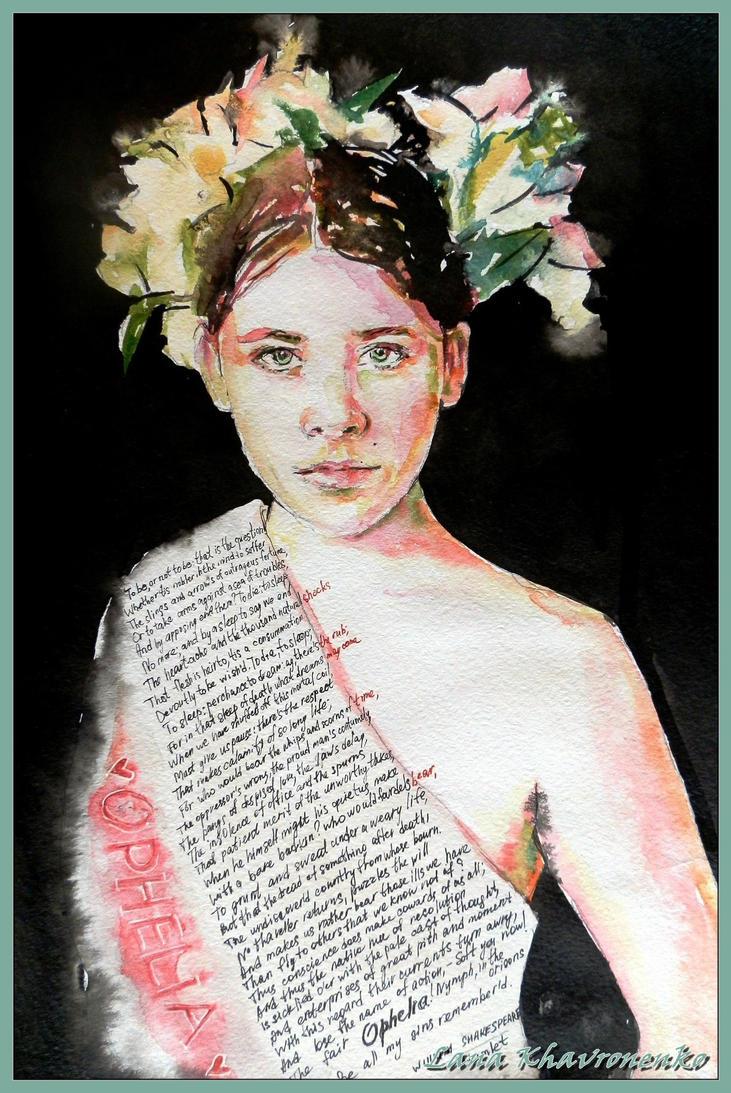 Elegy of one girl by LORETANA