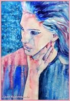 Blue jeans by LORETANA