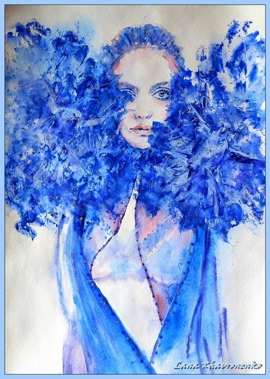 Dove-like by LORETANA