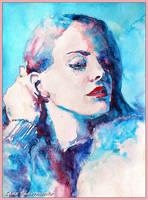 At the blue by LORETANA