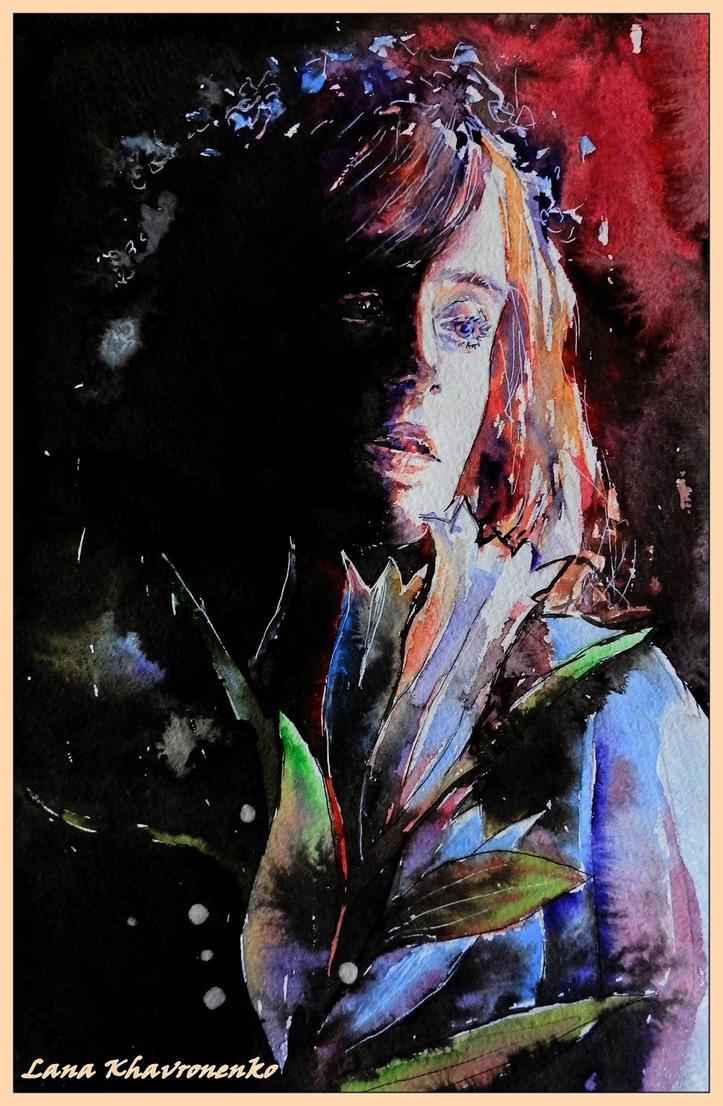 Through the night by LORETANA