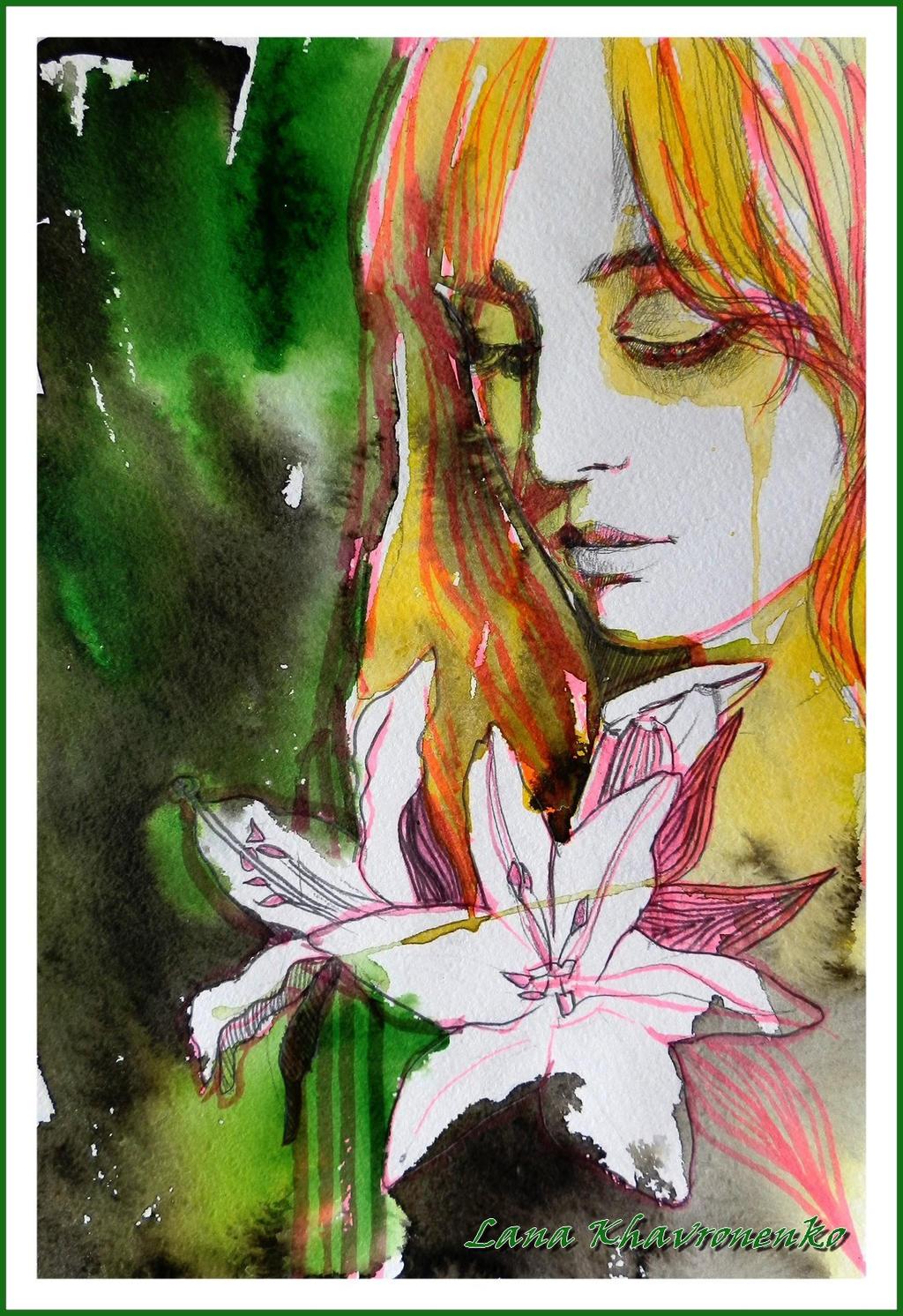 Lilys by LORETANA
