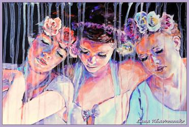 Intrusive dream by LORETANA