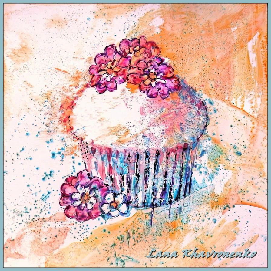 Cupcake 7 by LORETANA