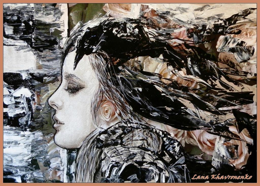 Gothic wind by LORETANA