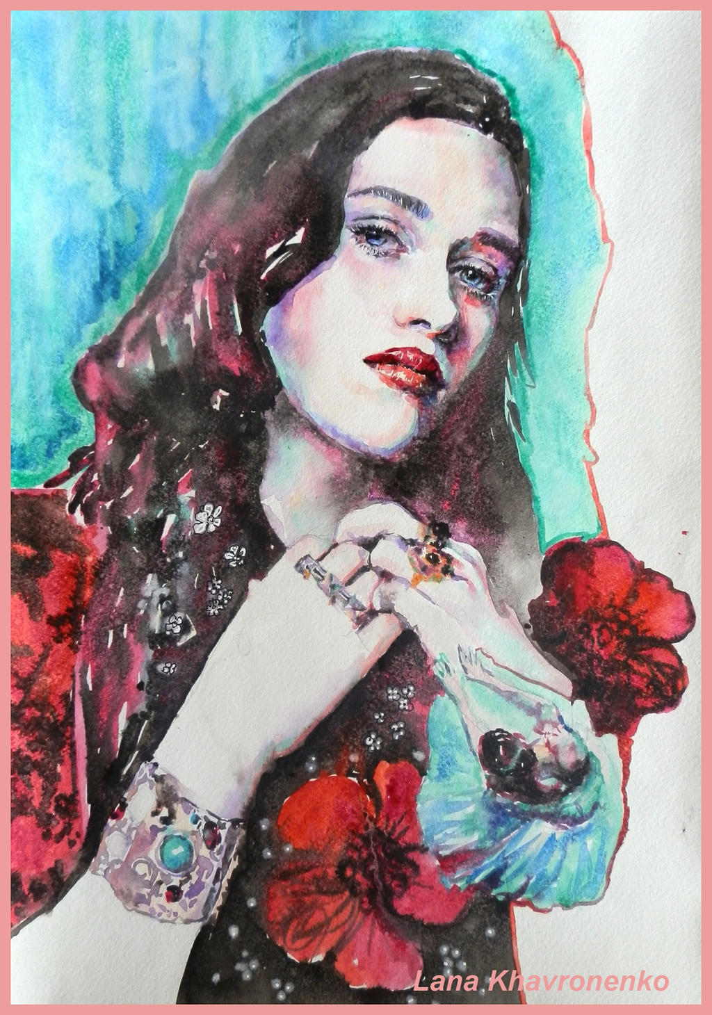 Waltz of the Flowers by LORETANA on DeviantArt