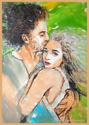 A couple by LORETANA