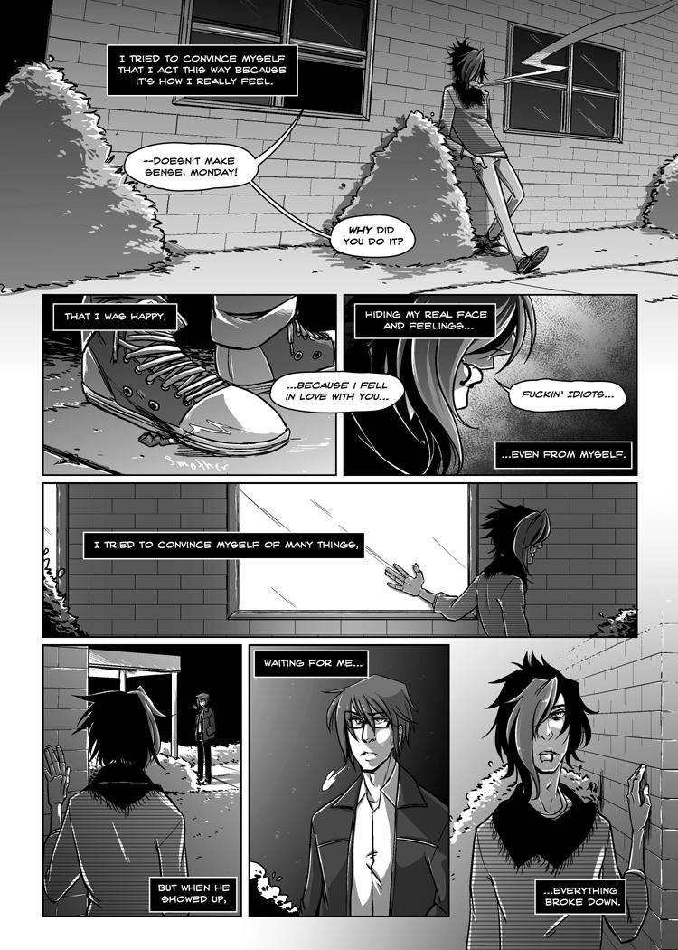 AM: Help I'm Alive Pg01 by llllucid