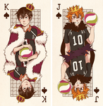 King and Jack