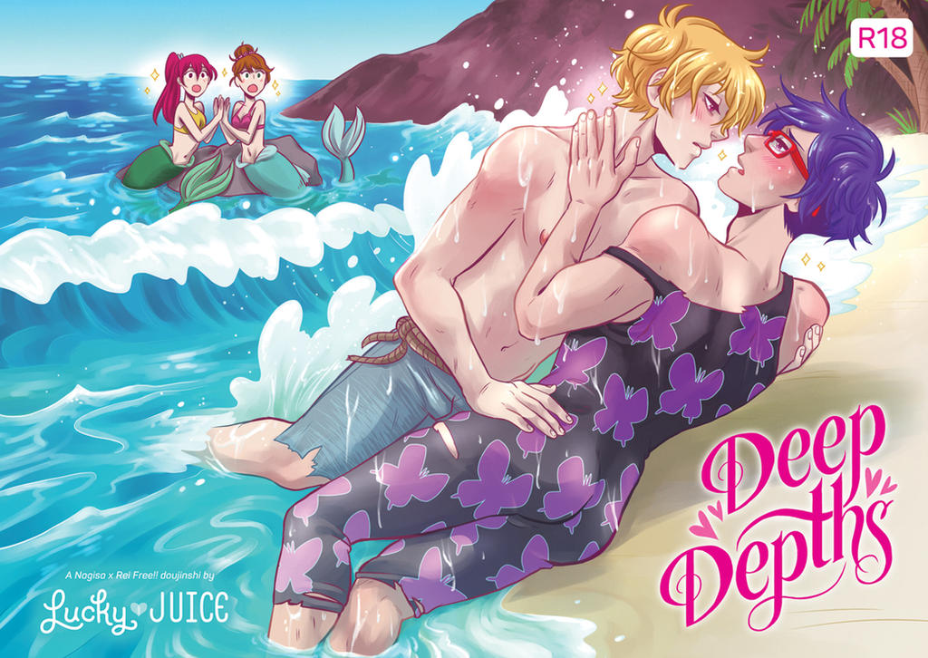 Deep Depths (Nagirei doujin - PREORDERS OPEN!) by llllucid