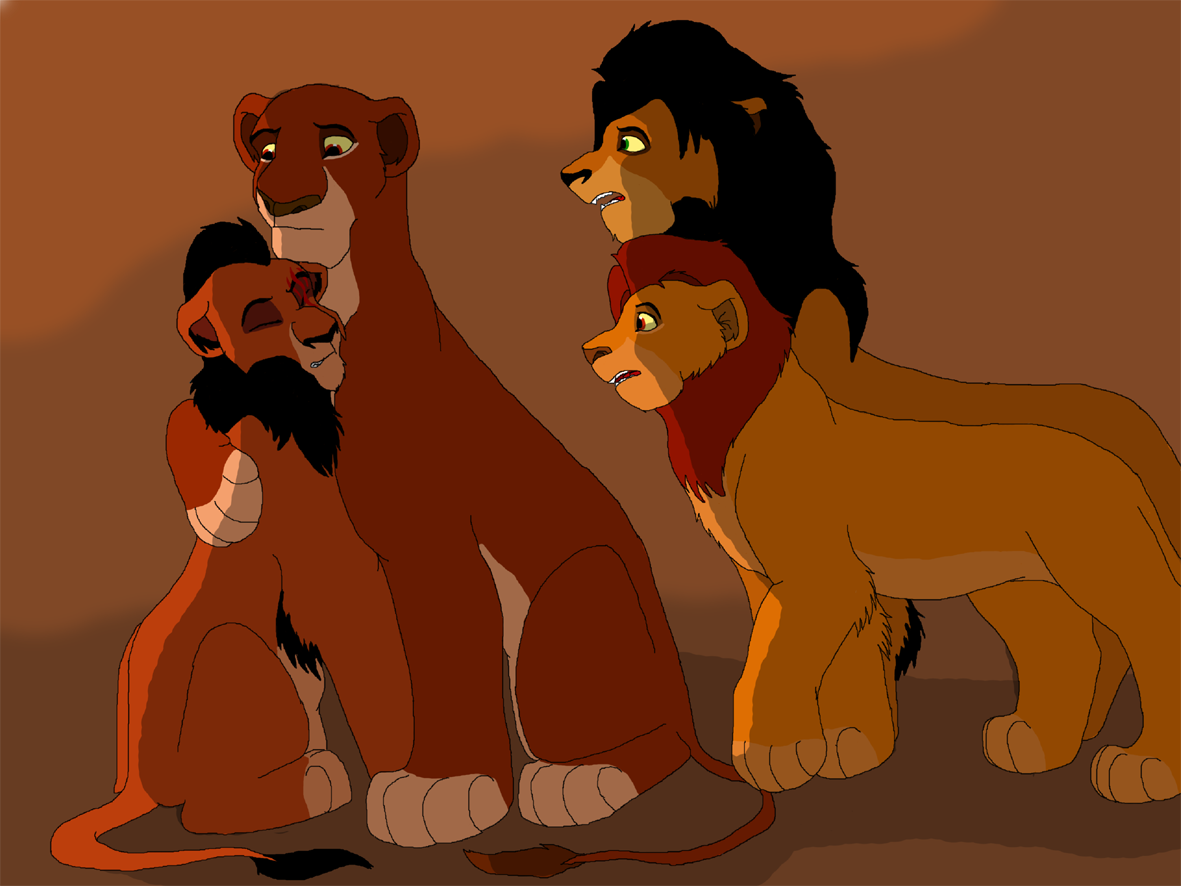 scar story Scar's creators have even denied that story's main character, kopa, from existing in their movie, and thus naturally also scar's part from the novel is not in the .