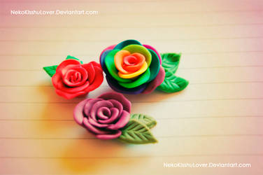 Roses by Rockabell-Neko
