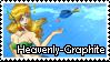 Heavenly-Graphite Stamp by NekoKisshuLover