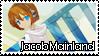 JacobMainland Stamp by NekoKisshuLover