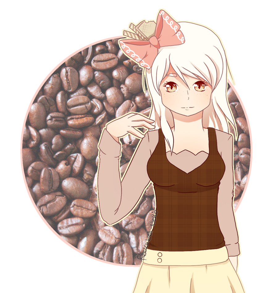Cocoa Redraw by Rockabell-Neko