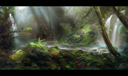 Jungle by ZacharyMcLean