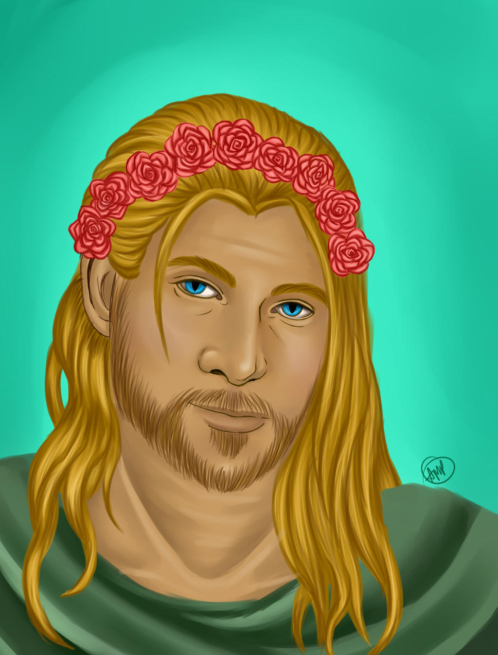 Flower Crown by Feed-me-your-fear