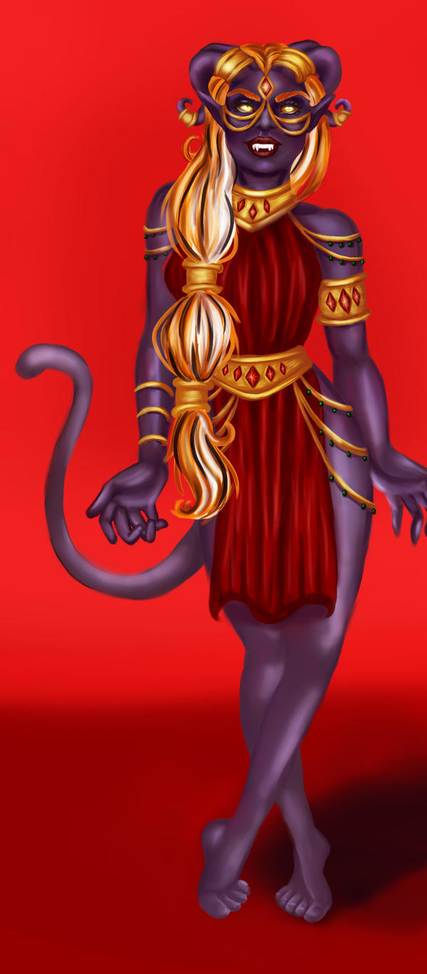 Blood of the Rakshasa by Feed-me-your-fear