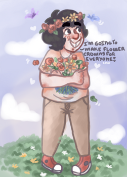Spring boy