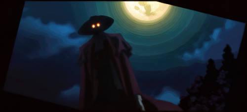 Alucard - Stranger in the night by RadillacVIII