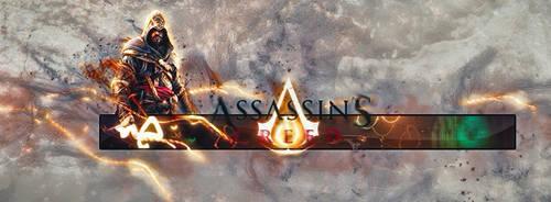 Ezio AC-Userbar by RadillacVIII