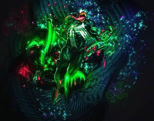 Venom Charge tag by RadillacVIII