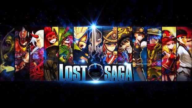 Lost Saga Laxion Loading Screen