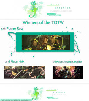 Winners of TOTW 5