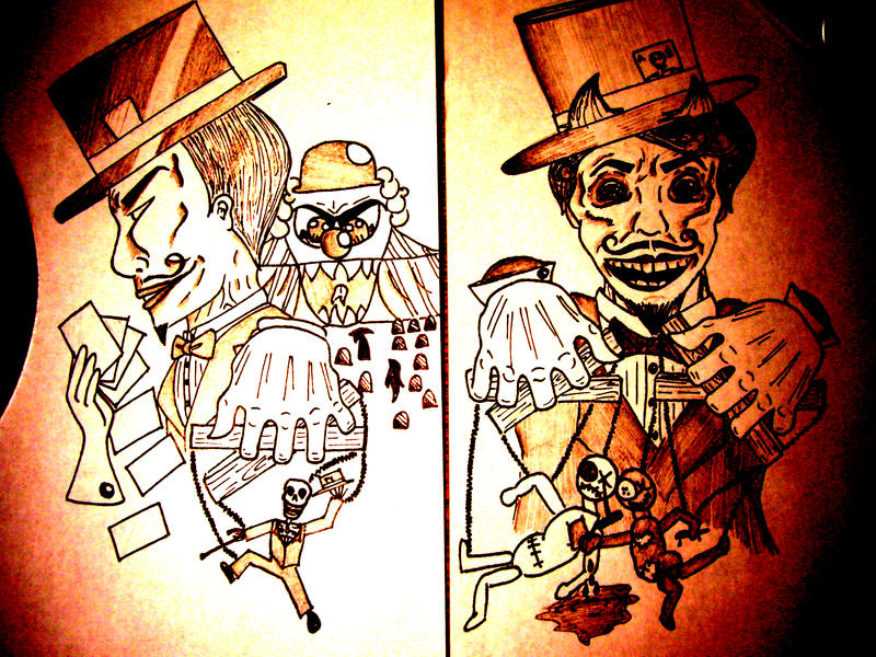 Puppet master by acyst on deviantart for Painkillers for tattoos
