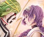 Sumire VS Momo