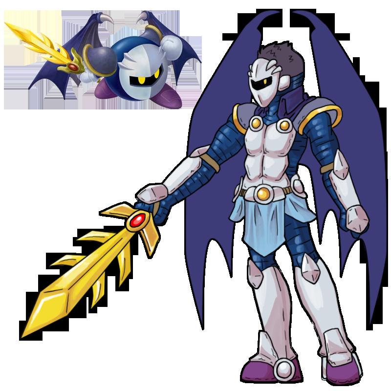 Meta Knight Human by Ominous-Artist on DeviantArt