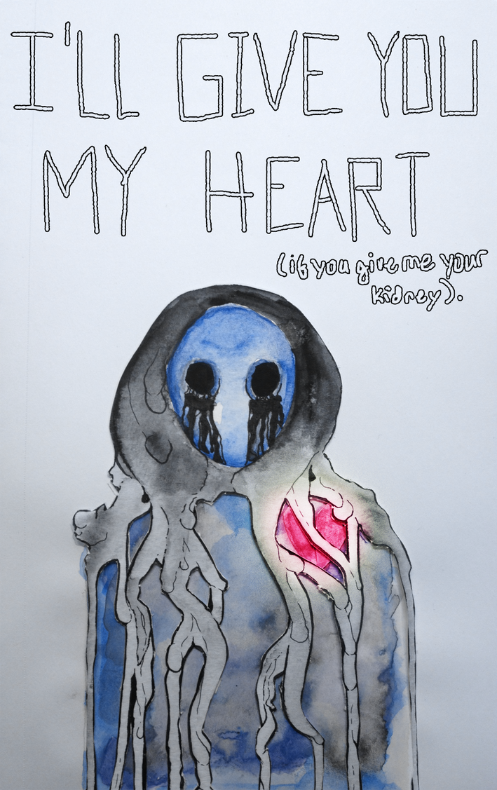 Eyeless Jack Valentine by Ominous-Artist