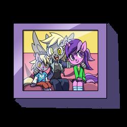 Derpy Family