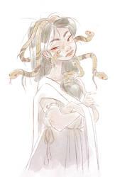 Young Medusa