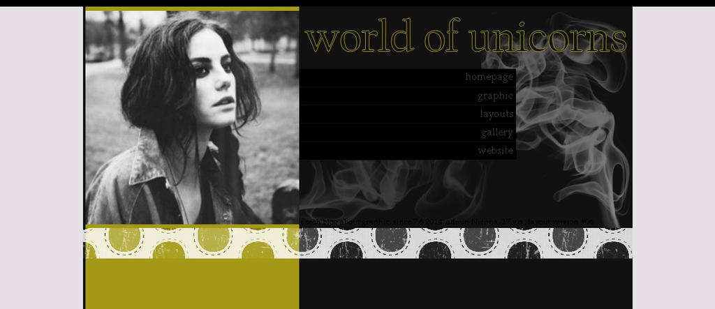 past layout #06 by JulieKrocova