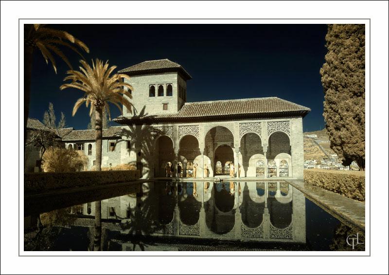 Palacio Partal by melintir
