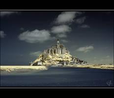 Le Mont St. Michel by melintir