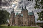 Murky Sky Over Rosenborg Castle