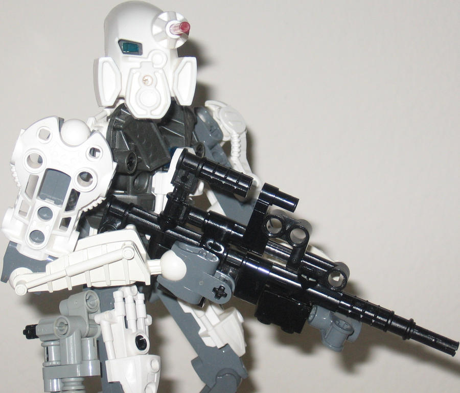 Standard Rifle Sniper Mod by KZN02