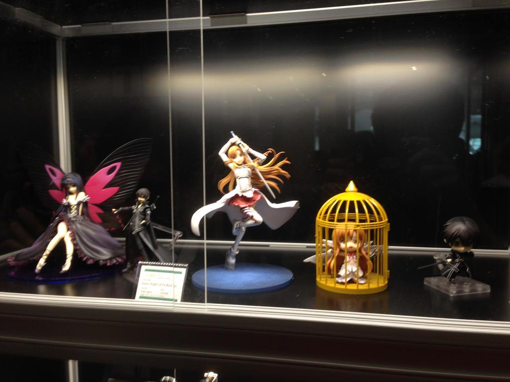 Sword Art Online Merchandise By KZN02