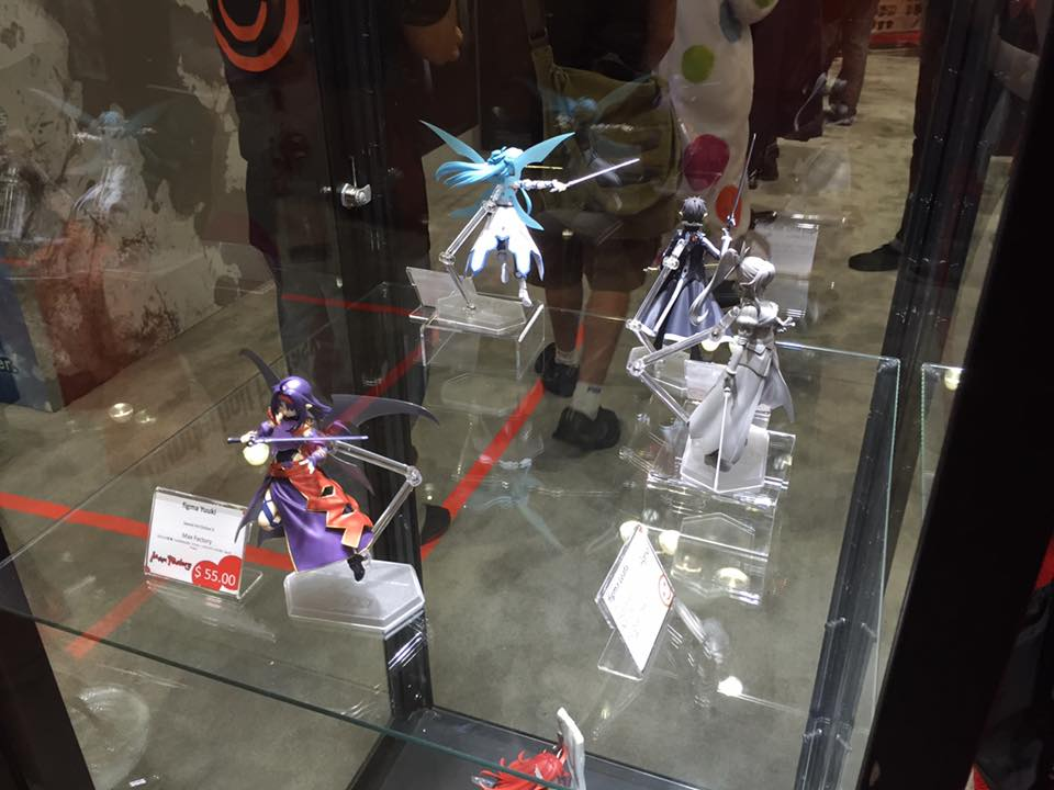 Goodsmile Sword Art Online Merchandise By KZN02