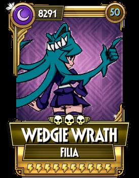 Filia - Wedgie Woman