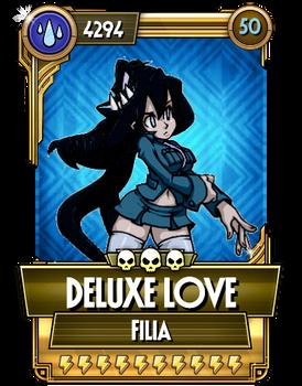 Filia - Deluxe Love