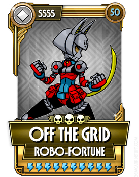 Robo Fortune - Off the Grid