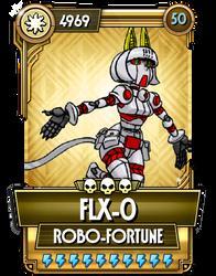 Robo Fortune - FLX-0
